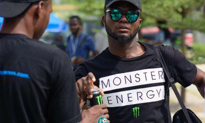 Monster Energy at SociaLiga