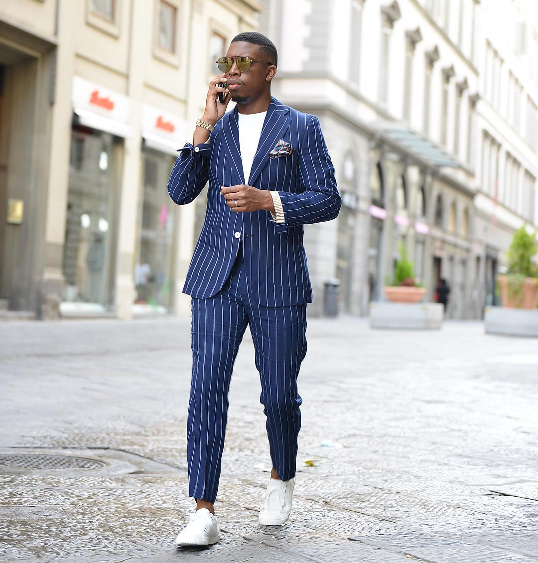 Gain Sartorial Freedom By Pairing Your