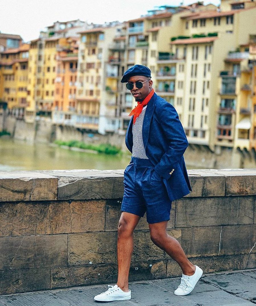Gain Sartorial Freedom By Pairing Your Sneakers With Suits