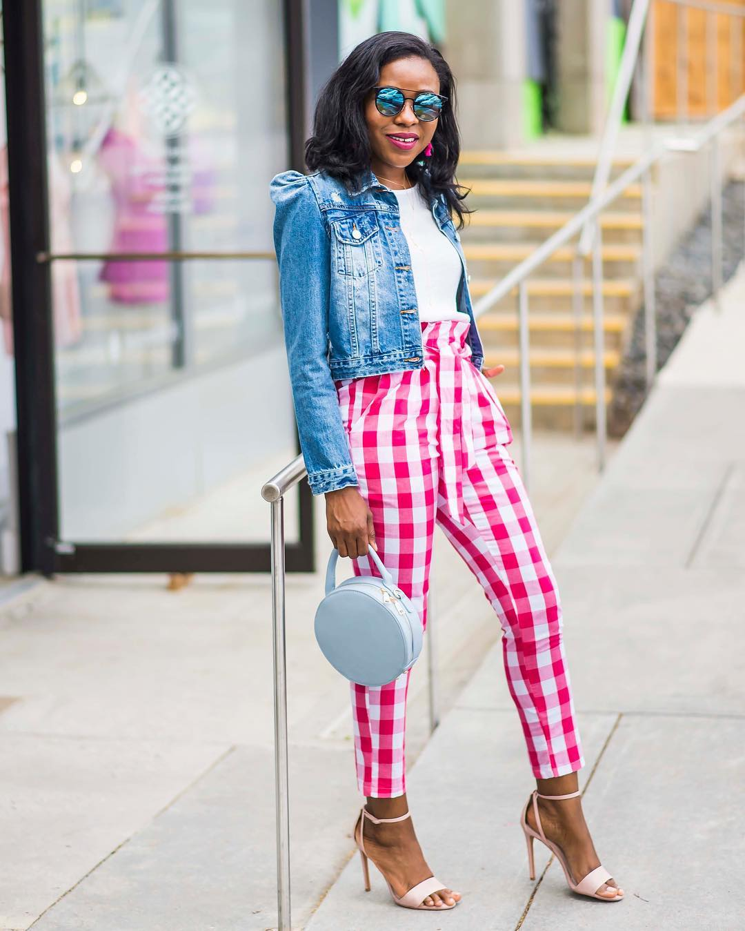 5 Approved Ways To Styling The Gingham Print