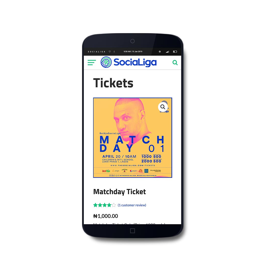 How To Buy SociaLiga Tickets - TheSociaLiga
